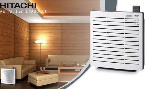 Máy lọc không khí Hitachi EP-A3000 chính hãng