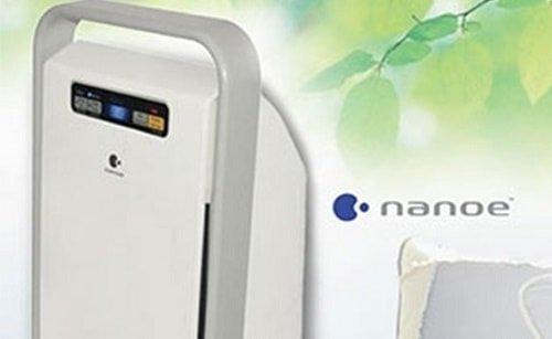 Công nghệ nanoe của máy lọc không khí Panasonic F-PXJ30A