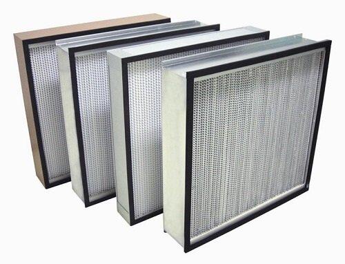 Bộ lọc HEPA của máy lọc không khí Sharp FP-G50E-W