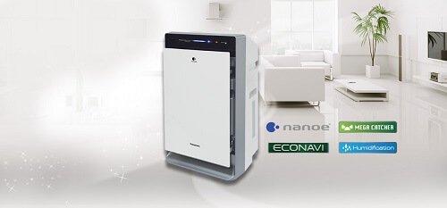 Máy lọc không khí tạo ẩm Panasonic F-VXK70A giá rẻ