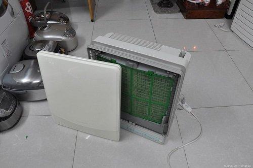 Quy trình thay màng lọc không khí tại nhà