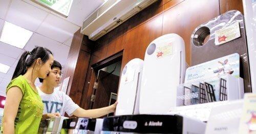 Nguồn gốc xuất sứ máy lọc không khí