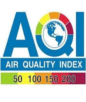 Chỉ số chất lượng không khí ( AQI )