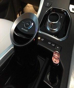 Có nên sử dụng máy lọc khí cho ô tô