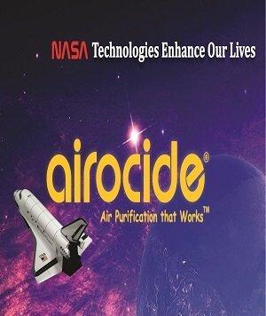 Công nghệ Airocide - GIải pháp lọc sạch không khí