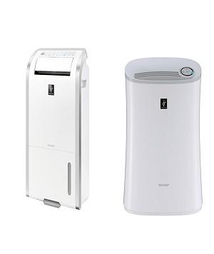 Công nghệ sử dụng trong máy lọc không khí Sharp