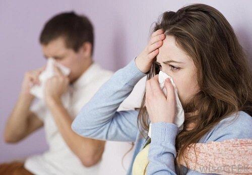 Cúm - Các bệnh hô hấp gặp vào mùa đông