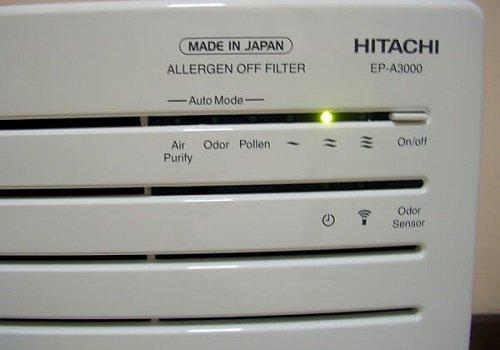 Bảng điều khiển máy lọc không khí Hitachi ep-a3000