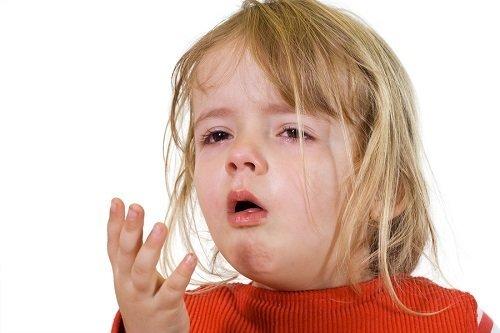 Số lượng trẻ em mắc các vấn đề về hô hấp gia tăng