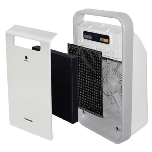Cách vệ sinh máy lọc không khí Panasonic F-PXM55A