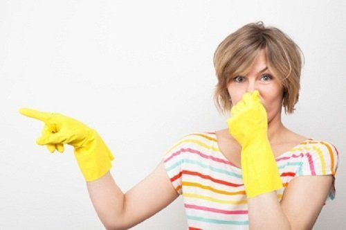 Hít mùi sơn quá lâu, gây ảnh hưởng xấu tới sức khỏe