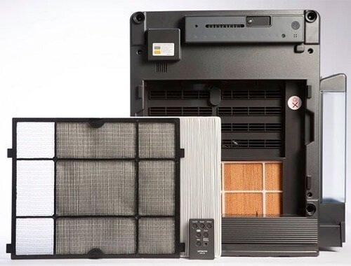 Hướng dẫn lắp đặt máy lọc không khí tạo ẩm Hitachi EP-M70E