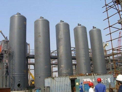 Lọc không khí sinh học áp dụng thích hợp trong các khu công nghiệp