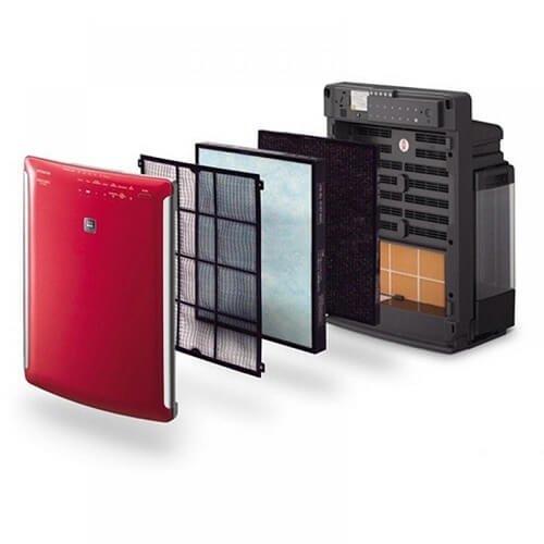 Lắp đặt màng lọc cacbon Hitachi EP-A6000