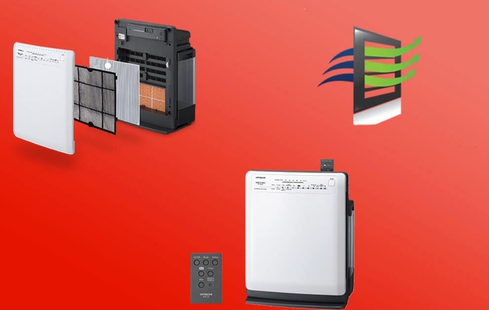 Màng lọc tạo ẩm Hitachi EP-A6000 công nghệ cao