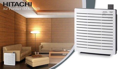 Cách sử dụng máy lọc không khí HItachi trong phòng ngủ hiệu quả
