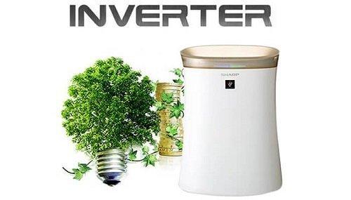 Công nghệ Invester sử dụng trong máy lọc không khí tiết kiệm chi phí cho gia đình