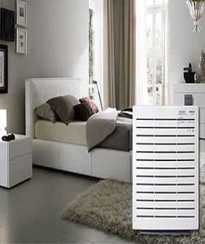 Cách sử dụng máy lọc không khí Hitachi trong phòng ngủ