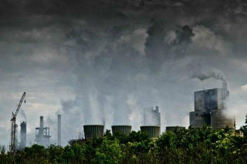 Ô nhiễm không khí từ rác thải khu công nghiệp