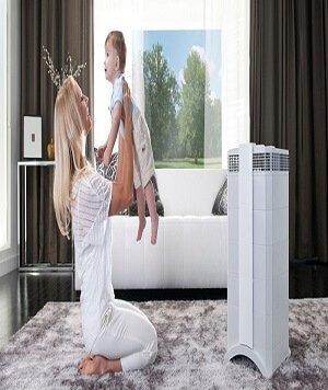 Cách chọn máy lọc không khí phù hợp với diện tích