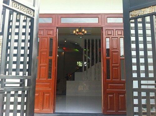 Mở cửa để không khí được lưu thông