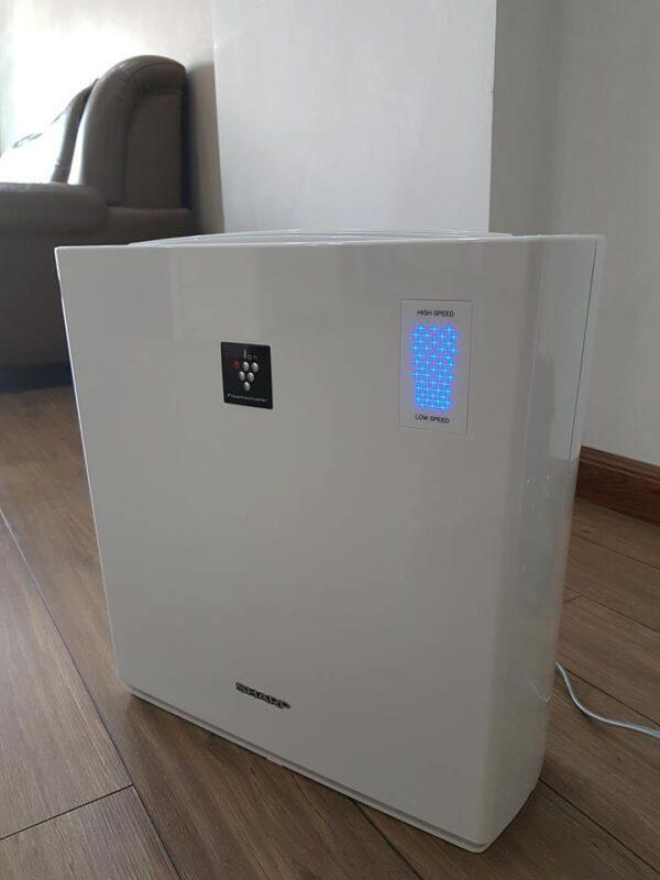 máy lọc không khí tại hải phòng