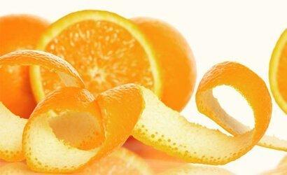 Khử mùi hôi trong bếp bằng vỏ cam